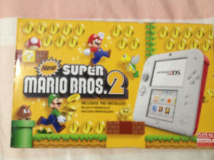 Nintendo 2DS Super Mario  Bros. 2 Edition. BNIB