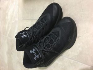 Steph Curry 3 sneakers - Black