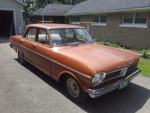 1964 Acadian Canso