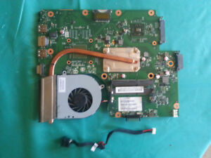 Toshiba Satellite C650D spare parts