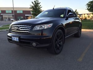 2004 Infiniti fx45 loaded with all options leather , navigation