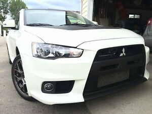 2015 Mitsubishi Evolution GSR Power & Handling Package