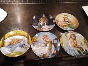 John McClelland decorative plates Cambridge Kitchener Area image 1