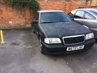 Mercedes-Benz C240 spares or repairs