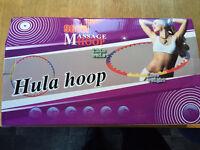Massage Hoop - Hula Hoop (exercise)