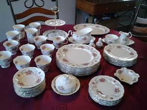 "'REDUCED'  Royal Albert Fine Bone China ""Tranquility"""