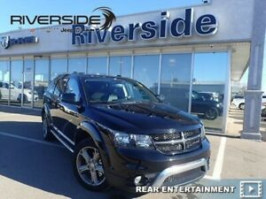 2017 Dodge Journey Crossroad  - Navigation - Leather Seats - $18