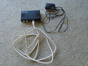 Network Adapter + Ethernet Cable...ONLY $ 2 !
