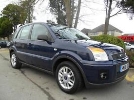 FORD FUSION 1.6 2008 ZETEC ONLY 46,000 MILES COMPLETE WITH M.O.T HPI CLEAR INC