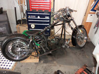 rolling chassie frame sur roues