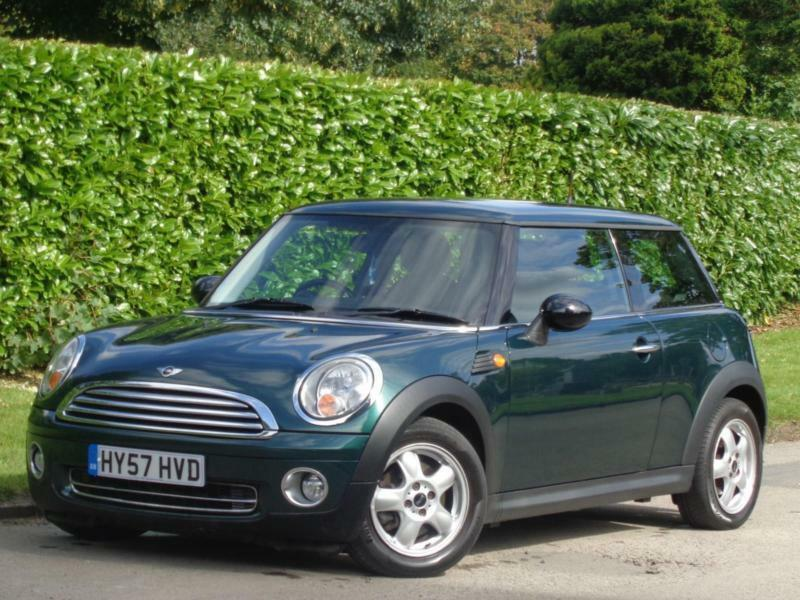 2007 Mini ONE 1.4 3dr***LOW MILES 86K + 2 KEYS + HPI CLEAR***