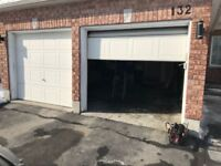 Garage Door Opener and Broken Spring Repairs Call 613-707-8526