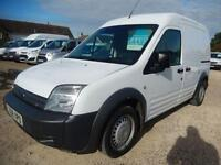 2008 08 FORD TRANSIT CONNECT 1.8 TDCI LX LWB 90 BHP TWIN SIDE DOORS DIESEL