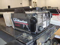 LiftMaster professional 1/2 hp door opener