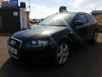 AUDI A3 2.0 TFSI S-Line SPECIAL EDITION - FULL SERVICE HISTORY