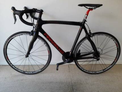 2012 Pinarello FP Quattro Carbon 57cm Black/ Black UCI Road Bike