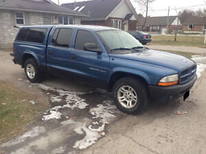 2002 Dodge Dakota Saftied & Etested Ready To Go!