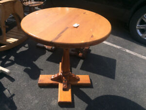 Pine tables(trail)