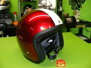 Biltwell Racer LE - Cool Open Face - Large at RE-GEAR Kingston Kingston Area image 1