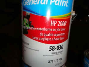NEVER USED HOUSEHOLD PAINT