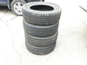 All season tires size 215/60 R16