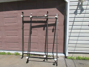 Metal Twin Bed Frames (2)