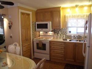 Luxueuse maison mobile , mieux qu'un Condo avec cours privee. Gatineau Ottawa / Gatineau Area image 4