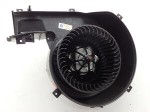 SAAB 9-3 2003-2011 A/C HEATER BLOWER MOTOR W/AUTOMATIC CLIMATE C