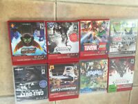 Lot jeux PS3 bon état assassin creed 3 call of duty voir liste