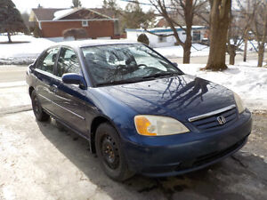 2003 Honda Civic Fiable