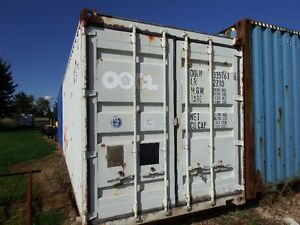 Used 20' Shipping/Storage Containers for Sale Sarnia Sarnia Area image 4