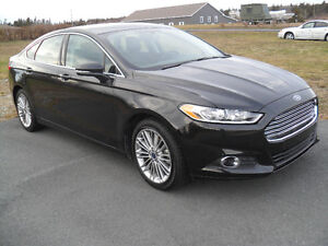 2014 Ford Fusion Sedan,Loaded And All Wheel Drive (Private Sale)