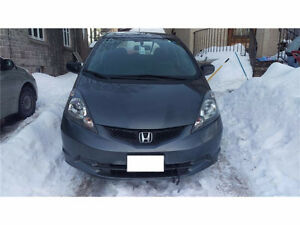2013 Honda Fit DX Hatchback