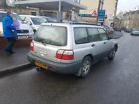 Subaru Forester 2.0 All Weather Pack auto - 2001 Y-REG - 5 MONTHS MOT