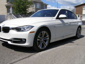 2012 BMW 3-Series Berline