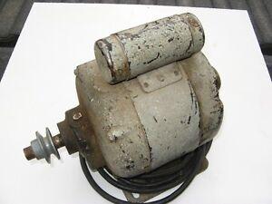 1/2 HP General Electric Motor