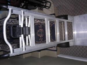 Hand truck (aluminum)