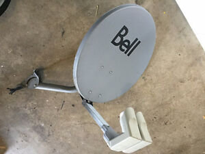 Bell Satellite TV Dish HD / Soucoupe Bell Télé Satellite HD