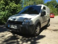 Ford transit connect 200 Swb tddi 2003