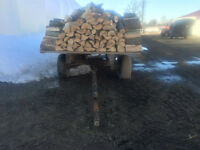 Dry Seasoned fire wood