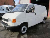 t4 Volkswagen Transporter 2.5TD 1200kg