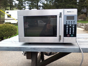 Homestyle Microwave
