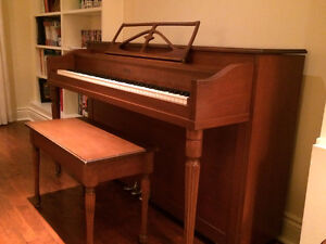 Sterling Upright piano