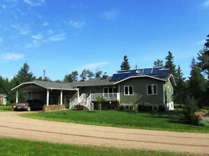 40 Acres 10 Minutes SE of Meadow Lake