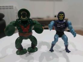He-man Action figures