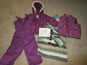 Baby Girls Clothes 2T