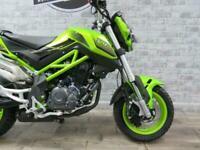 Benelli TNT 125 cc 2021 EURO 5