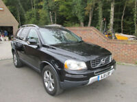 2011 (11) VOLVO XC90 2.4 D5 SE LUX AWD AUTOMATIC 7 SEATS