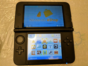 Selling 3ds XL comes with a few games