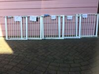 5 pressure fit safety gates